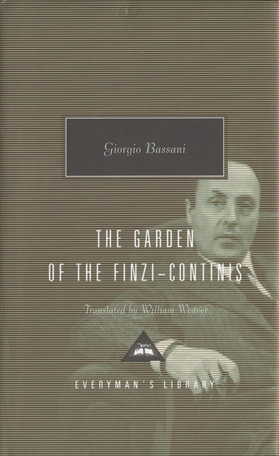 Garden Of The Finzi-Continis,t