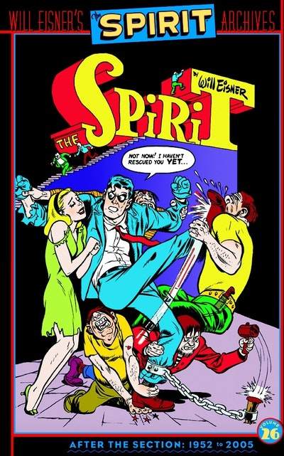 Spirit Archives Vol. 26