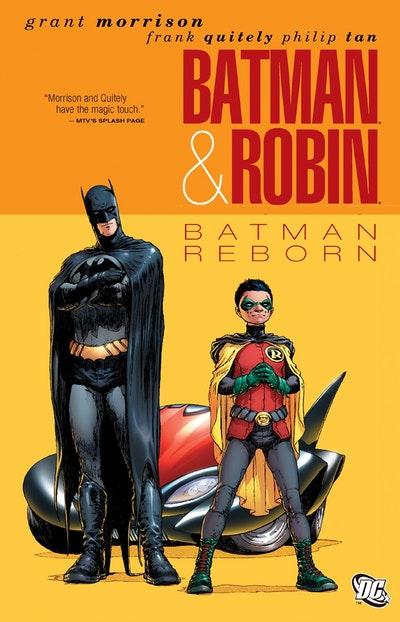 Batman & Robin Vol. 1