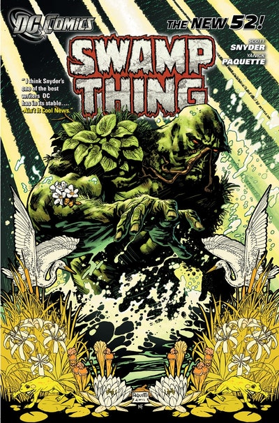 Swamp Thing Vol. 1