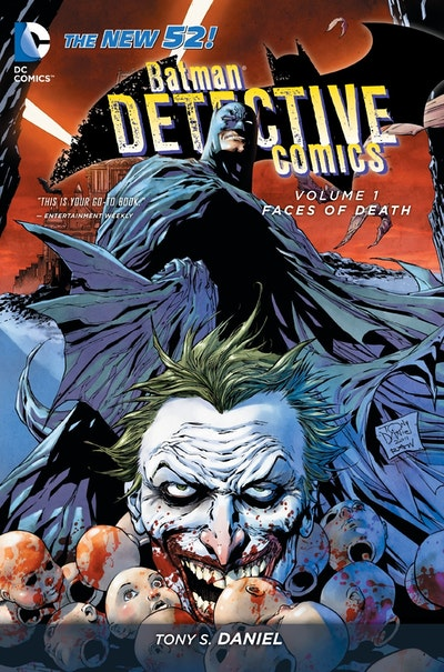 Batman Detective Comics Vol. 1