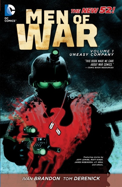 Men Of War Vol. 1