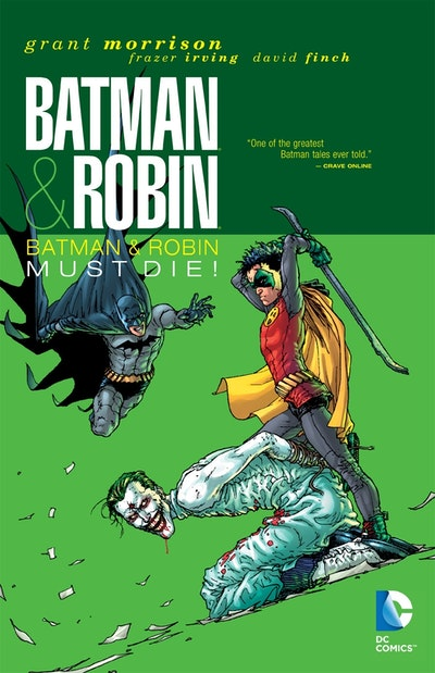 Batman & Robin Volume 3
