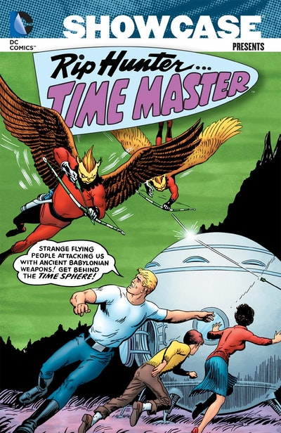 Showcase Presents Rip Hunter, Time Master Vol. 1