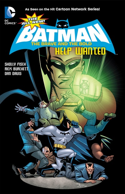 The All-New Batman