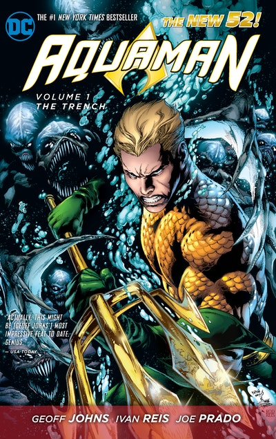 Aquaman Vol. 1 The Trench (The New 52)