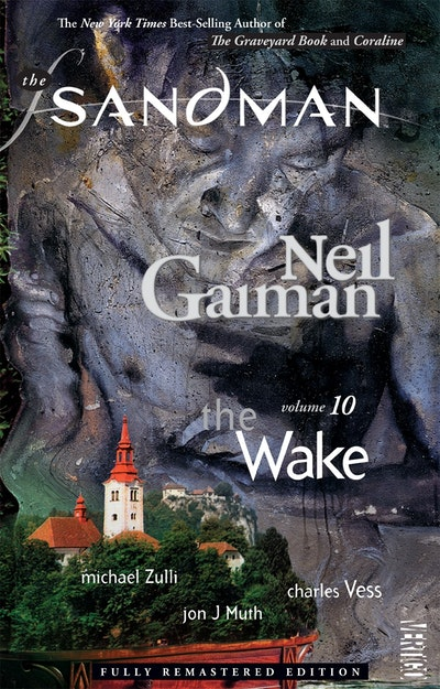 Sandman Vol. 10: The Wake (New Edition)
