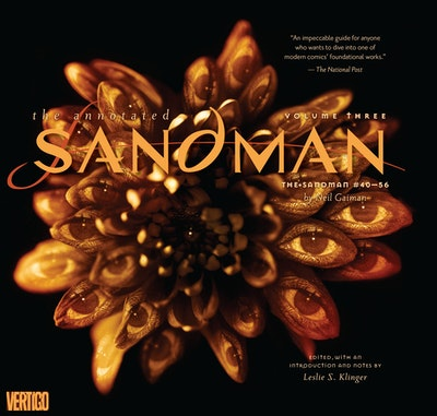 Annotated Sandman Vol. 3