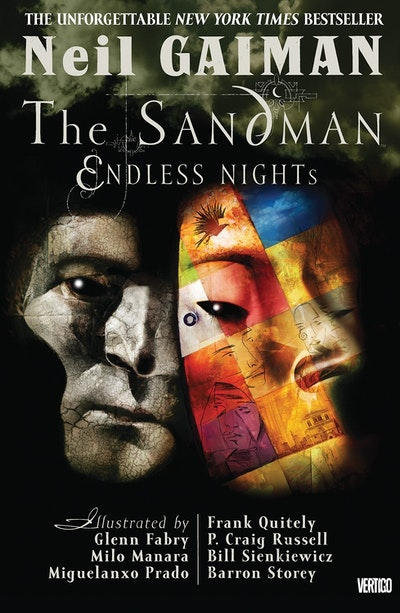 Sandman Endless Nights - New Edition