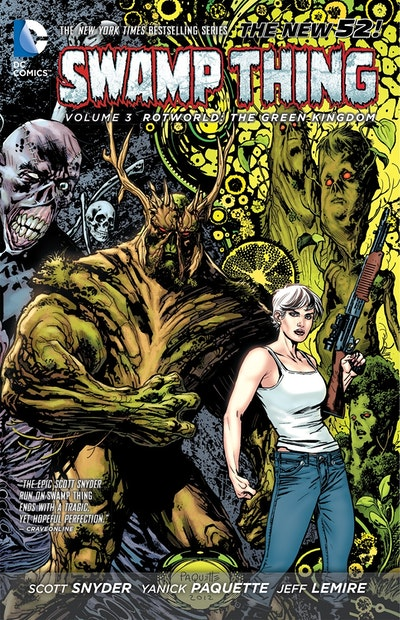 Swamp Thing Vol. 3