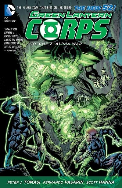 Green Lantern Corps Vol. 2