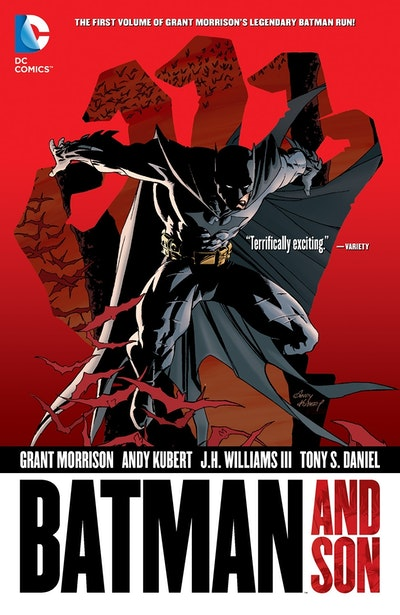 Batman The Black Glove (New Edition)