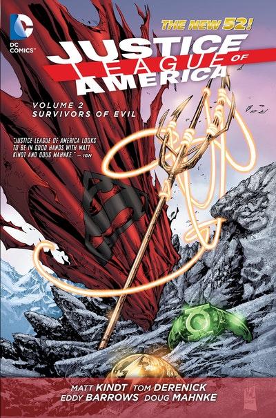 Justice League Of America Vol. 2