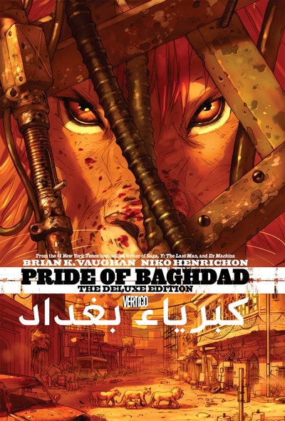 Pride Of Baghdad Deluxe Edition