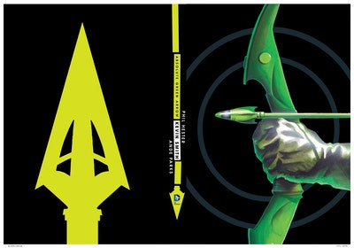 Absolute Green Arrow By Kevin Smith