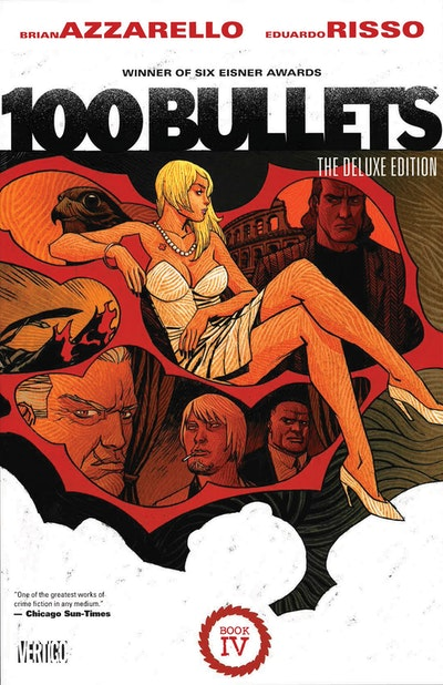 100 Bullets Book Four