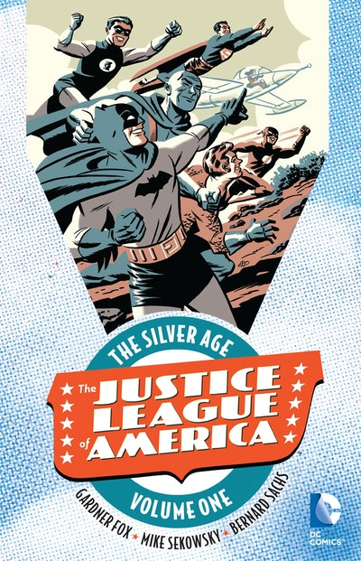 Justice League Of America The Silver Age Vol. 1