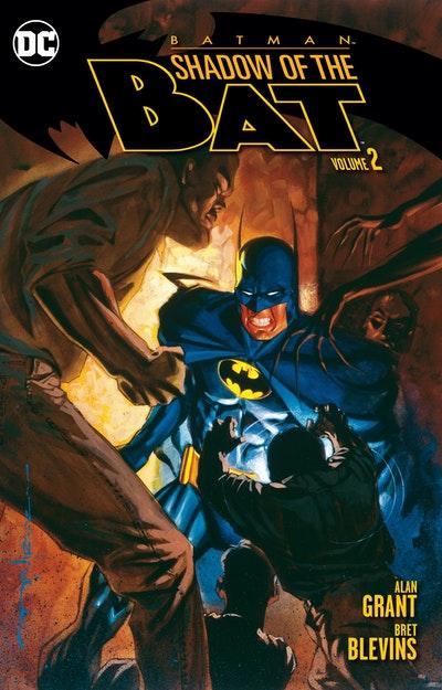 Batman Shadow of the Bat Vol. 2