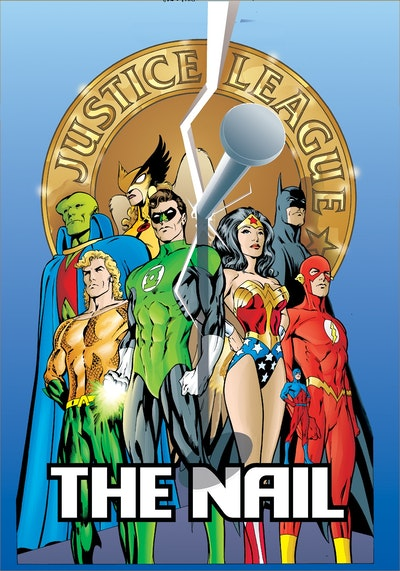 JLA The Nail/Another Nail Deluxe Edition
