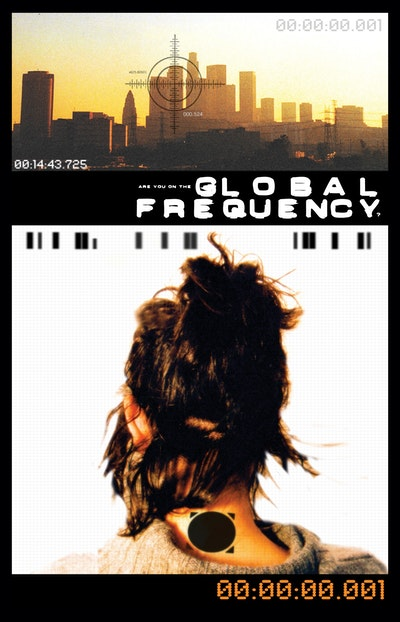 Global Frequency The Deluxe Edition
