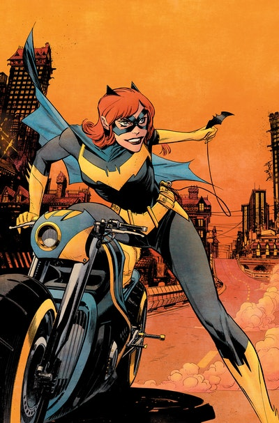 Batgirl Vol. 5 Art Of The Crime