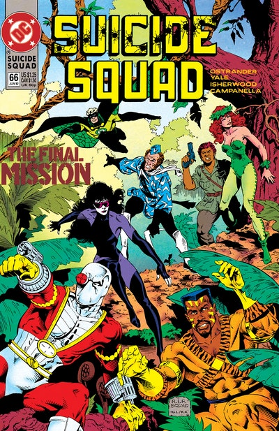 Suicide Squad Vol. 8 Legerdemain