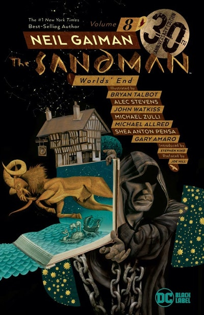 The Sandman Vol. 8 World's End 30th Anniversary Edition