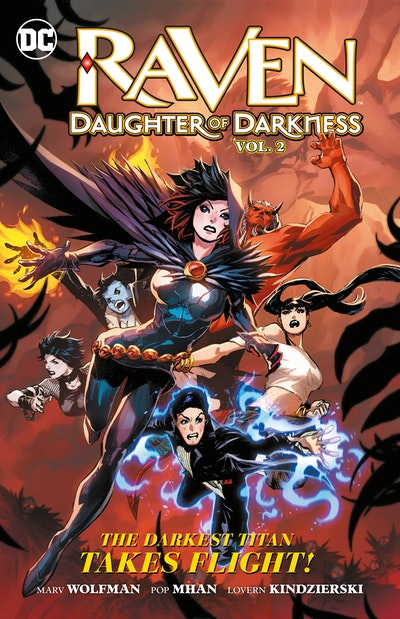 Raven Daughter Of Darkness Vol. 2