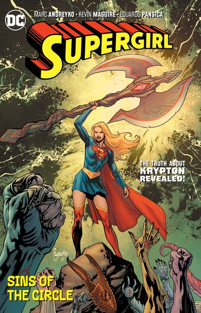 Supergirl Vol. 2 Sins of the Circle