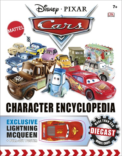 Disney Cars~ Character Encyclopedia