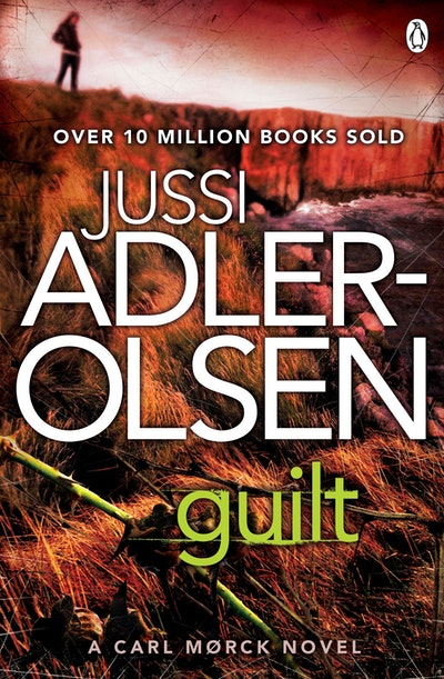 Book Cover:  Guilt: Department Q Book 4