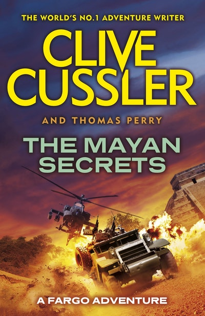 Book Cover: The Mayan Secrets: A Fargo Adventure