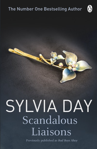 Book Cover:  Scandalous Liaisons