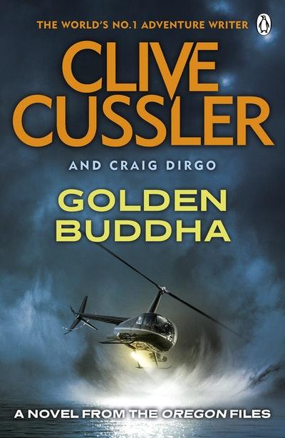Golden Buddha: Oregon Files 1
