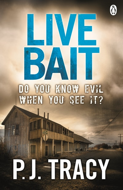 Book Cover:  Live Bait