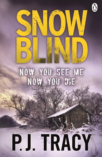 Book Cover:  Snow Blind