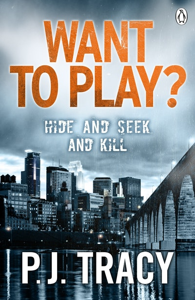 Book Cover:  Want to Play?