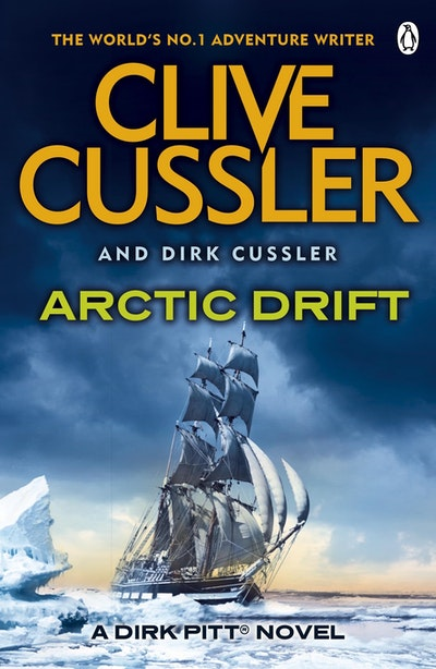 Book Cover:  Arctic Drift: A Dirk Pitt Adventure