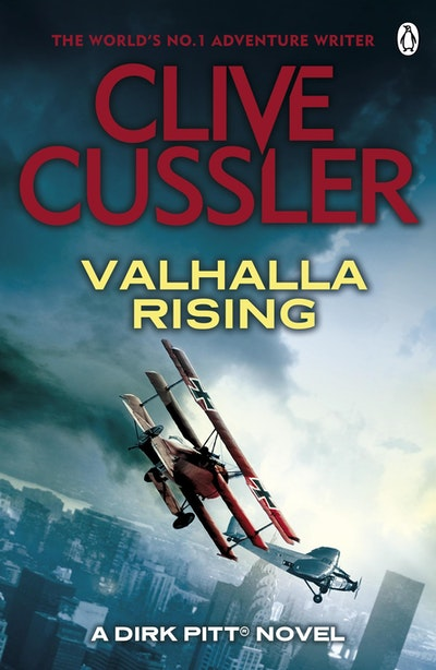 Book Cover:  Valhalla Rising: A Dirk Pitt Adventure