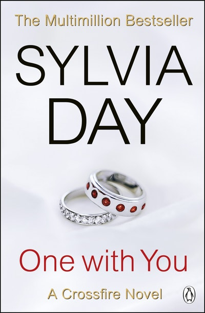 Book Cover:  One with You: A Crossfire Novel