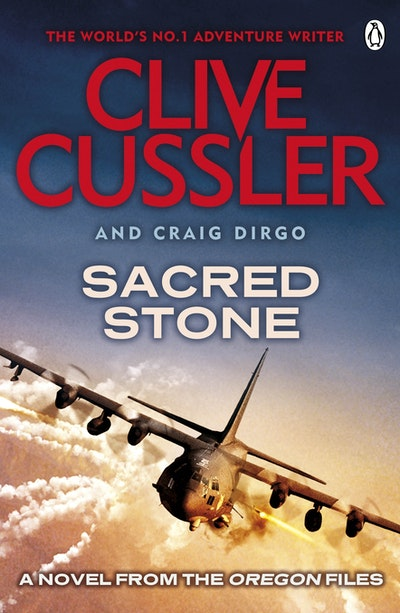 Book Cover:  Sacred Stone: Oregon Files