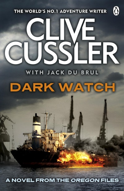 Book Cover:  Dark Watch: A Novel from the Oregon Files
