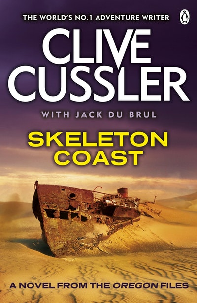 Book Cover:  Skeleton Coast: Oregon Files