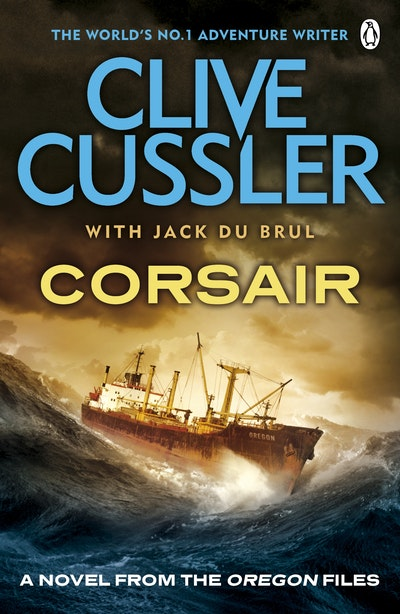 Book Cover:  Corsair: Oregon Files