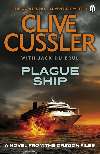 Book Cover:  Plague Ship: Oregon Files