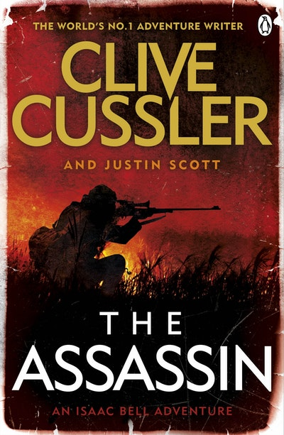 Book Cover:  Assassin: An Isaac Bell Adventure, The