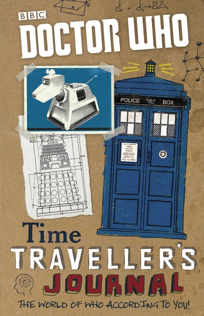 Doctor Who~ Time Traveller's Journal