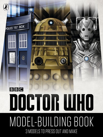 Doctor Who~ The Model-Building Book
