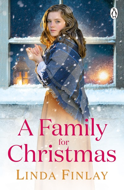 Book Cover: A Family for Christmas