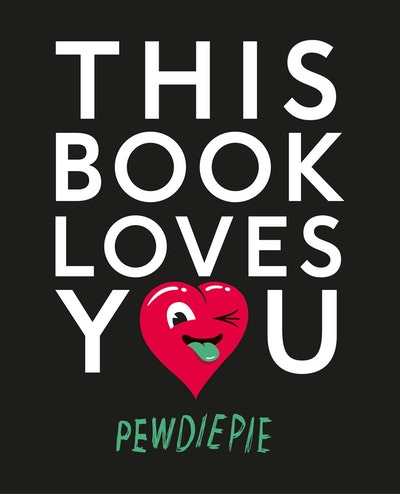 Book Cover:  This Book Loves You